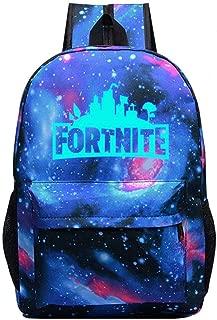 Luminous Backpack for Kids Boys Girls, Luminous Cool Schoolbags Fashion Travel Laptop Bag (Blue)