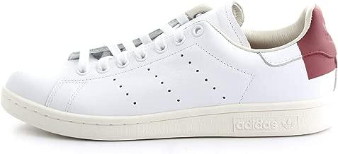 adidas adidas stan smith ee5784 cloud white burgundy
