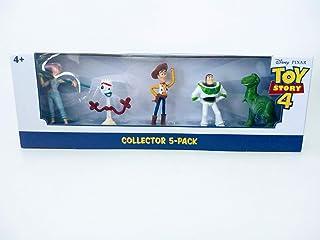 Disney-Pixar Toy Story 4 Mini Figurines Collector 5 Pack