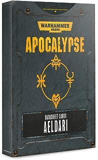 Warhammer 40K: Apocalypse Datasheets - Aeldari