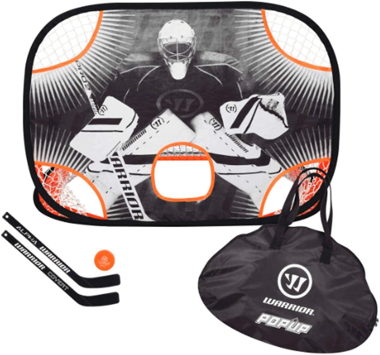 San Diego Mall Warrior Sports Mini Pop Up Hockey Kit Wholesale and Sticks Net MINIPOP8