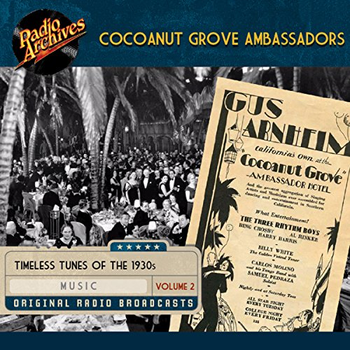 Cocoanut Grove Ambassadors, Volume 2 cover art