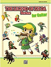 Alfred The Legend of Zelda Series for Guitar Book