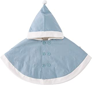 toddler fleece hooded poncho