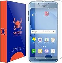 Skinomi Matte Screen Protector Compatible with Samsung Galaxy C5 Pro Anti-Glare Matte Skin TPU Anti-Bubble Film