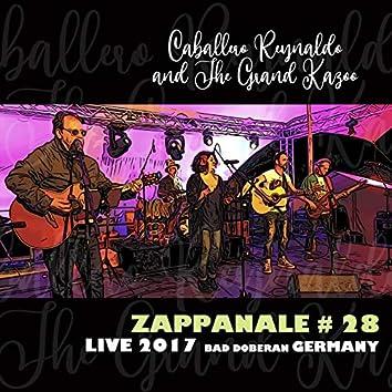 Zappanale #28 (Live at Zappanale, 2017)