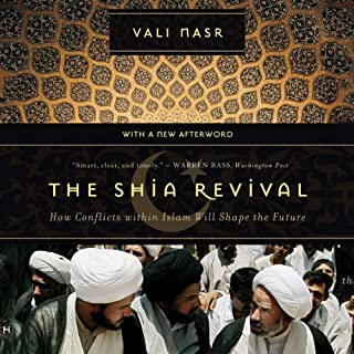 The Shia Revival cover art