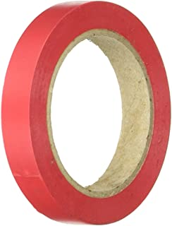 Fisherbrand Color-Coded Autoclavable Identification Tape, Color: Red