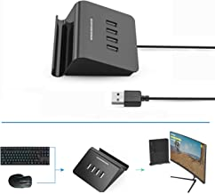 Delta essentials Adaptador para Teclado y Ratón de Juegos FPS, Compatible con PS4 / XBOX ONE / Nintendo Switch, Admite Call Of Duty Rainbow Six Siege