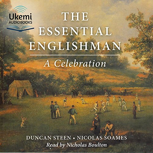 The Essential Englishman audiobook cover art
