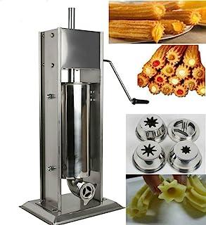 TX® Churreras Churros Filler Maker máquina de acero