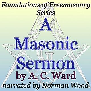 A Masonic Sermon cover art