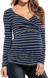 STRIR Camiseta De Mujeres Ropa para La Lactancia De Maternidad