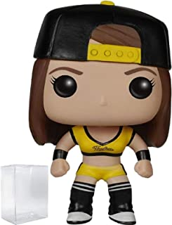 Funko Pop! WWE Total Divas - Nikki Bella #15 Vinyl Figure (Bundled Pop Box Protector Case)