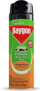 BAYGON Protector Multi Insect Killer, 500 ml