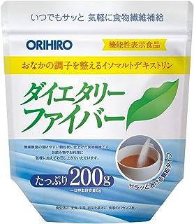 オリヒロ ダイエタリーファイバー顆粒 200g