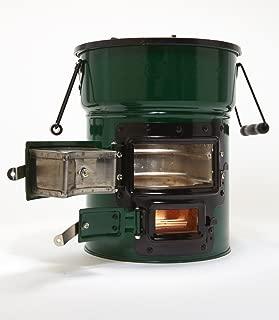 stovetec wood charcoal stove