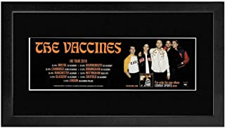 Best the vaccines tour poster Reviews