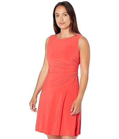 LAUREN Ralph Lauren Petite Jersey Sleeveless Dress