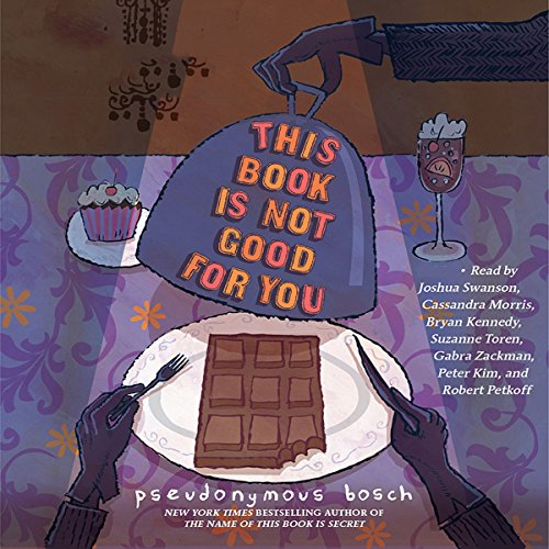 This Book Is Not Good for You audiobook cover art