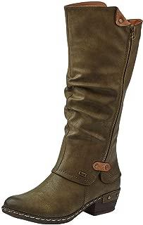 Suchergebnis auf für: Grün Stiefel Damen