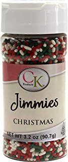 CK Products Christmas Jimmies Jingle Blend, 3.2 oz