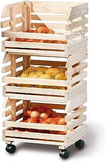 Inter Link Fruttino 60100400 Jinete de Frutas 37 x 30 x 80