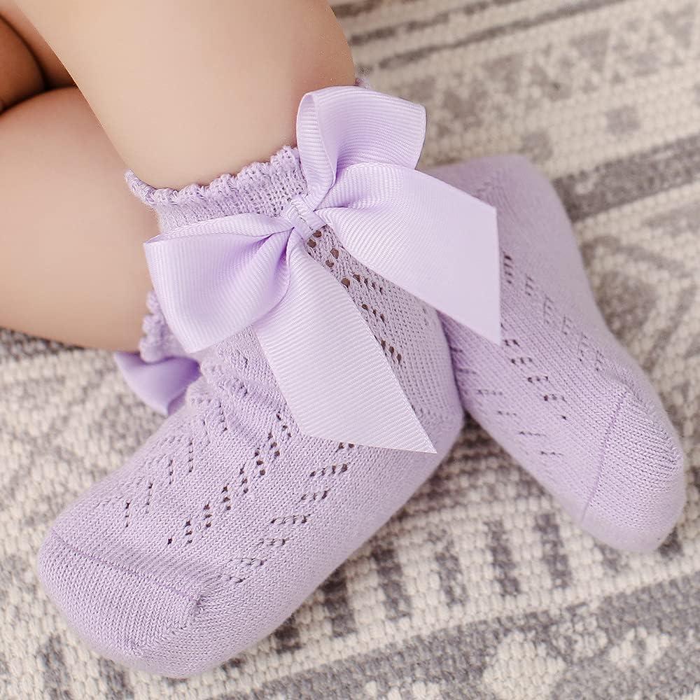 Baby Girls' Socks Toddler Ankle Socks Breathable Casual Sock