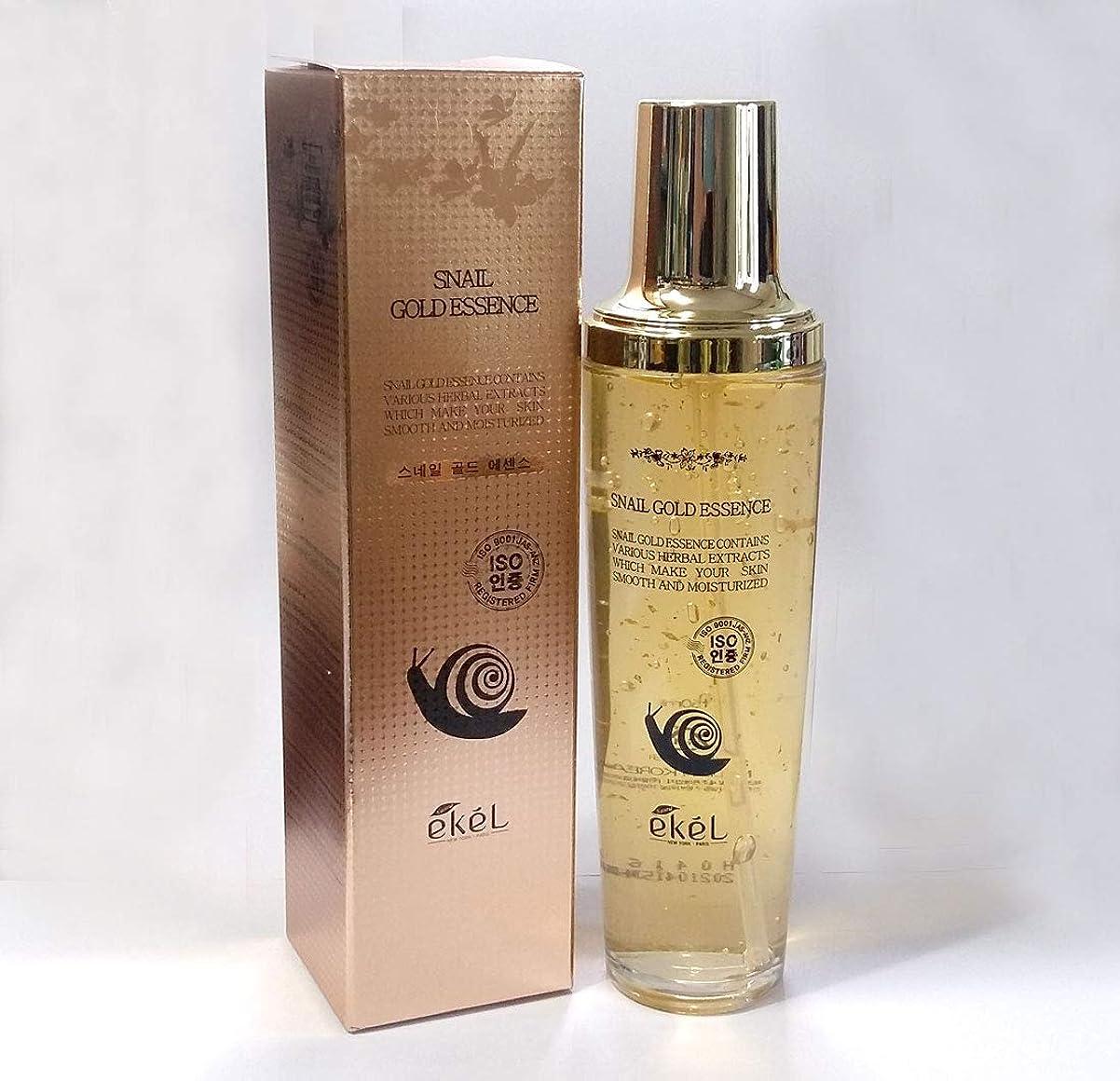 同一性必要好き[EKEL] ゴールドエッセンス150ml /ハーブエキス/スムーズ&モイスチャライド/韓国化粧品 / Gold Essence 150ml / Herbal Extracts / Smooth & Moisturized / Korean Cosmetics [並行輸入品]