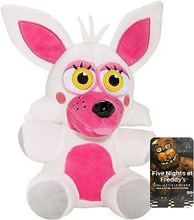 "Funko Five Nights at Freddy's Mangle Funtime Foxy 6"" Inch FNAF Plush"