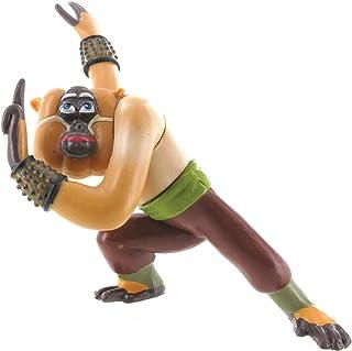 Kung Fu Panda - Figura Mono, 7.5 cm (Comansi 99916)