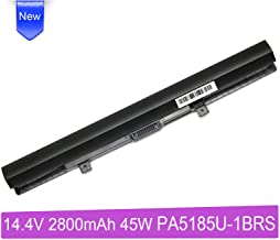 PA5185U-1BRS Laptop Battery Replacement for Toshiba Satellite C55T C55 C55D C55-B5200 C55-B5270 C55D-B5310 L55 L55D L55T PA5186U-1BRS PA5184U-1BRS Series Notebook