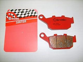 Scooter 2014-2018 NC 750 DDE SOMMET 1 coppia Pastiglie freno Posteriore per Honda 750 Integra