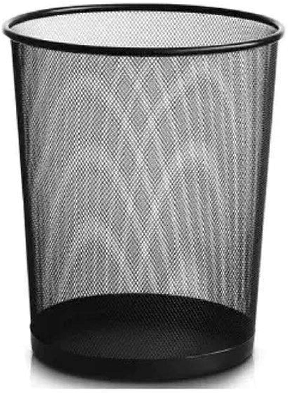 genuina alta calidad Jjek Malla de Basura metálica con con con Estilo Calidad Ligera para la Sala de Estar del bao de la Oficina (Talla   Large)  entrega rápida