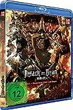 Attack on Titan - Anime Movie Teil 1: Feuerroter Pfeil und Bogen - [Blu-ray] [Alemania]