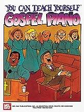 Mel Bay You Can Teach Yourself Gospel Piano (You Can Teach Yourself)
