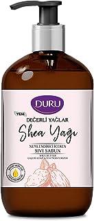 Duru Değerli Yağlar Nemlendiricili Shea Yağı Sıvı Sabun, 500 ml