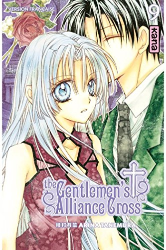 The Gentlemen's Alliance Cross - Tome 9 (Shojo)