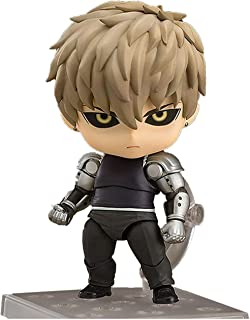 Cute and Cool PVC One Punch Man Genos Nendoroid Action Figure Super Movable Edition - 10CM