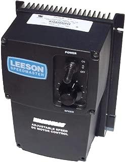 Leeson Speed Master DC Motor Control #174102 - NEMA 4 - 90/180V DC 1/8HP to 2HP Non-Reversing