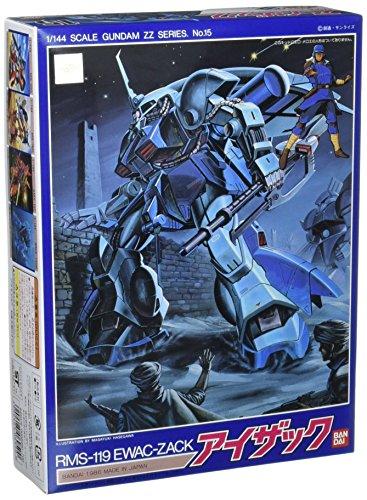 ZZ Gundam 15 RMS-119 EWAC Zack 1/144 Model Kit