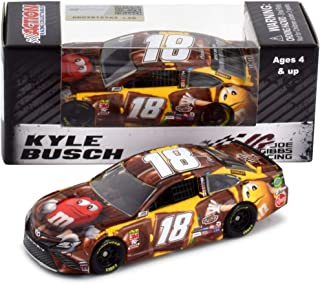 Lionel Racing Kyle Busch 2019 M&M's Chocolate Bar NASCAR Diecast Car 1:64 Scale