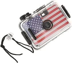Underwater Waterproof 35mm Reusable Film Camera Free Focuing Lens - f/9 28mm #8