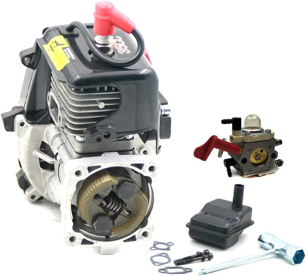 FLMLF Sales for sale 35CC Clearance SALE! Limited time! 2 Stroke Engine Walbro RC Carburetor car with