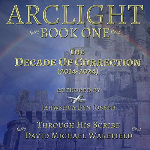 The Decade of Correction audiobook cover art