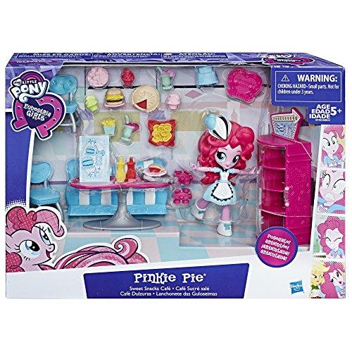 My Little Pony - Equestria Girls Mini Scene Pack Pinkie Pie Soda Shop , B9485ES0