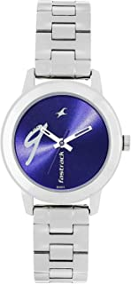 Fastrack Tropical Waters Analog Blue Dial Women's Watch-68008SM04