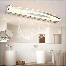 Spiegellampen, Nordic 40 / 55 cm roestvrij staal led spiegel voorlicht home gang Aisle muur licht muur licht badkamer wate...