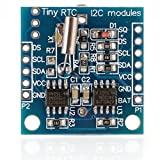 DollaTek Tiny RTC I2C DS1307 AT24C32 Real Time Clock Module for Arduino AVR PIC 51 ARM
