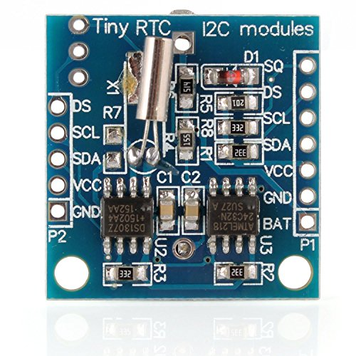 Amazon.com - RTC (Real Time Clock) Module DS1307 for Arduino